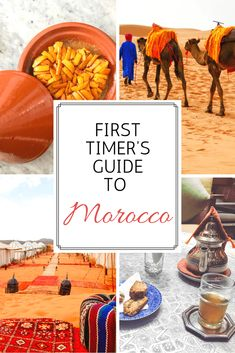 Ultimate Travel Guide for One Week in Morocco | Packing for Plenty