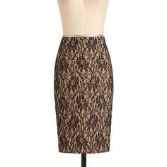 Luncheon Chic Skirt via Polyvore