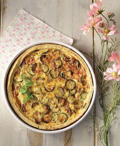 5 τάρτες για super καλοκαιρινό brunch - www.olivemagazine.gr Quiche, Food Porn, Menu, Brunch, Breakfast, Recipes, Greek, Toy, Spring