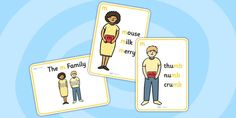 These posters are a brilliant visual representation of the 'm' sound family - with different posters to show the different letters that make up the sound 'm', these will make a great addition to your display!