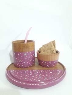 Wooden Spoon Crafts, Dyi, Kitchen Dining, Decoupage, Ideas, Handmade Fabric Purses, Bottles, Painted Flower Pots, Tin Art