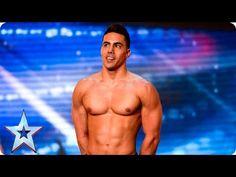 Dance Tips - Video : Saulo Sarmiento leaves the Judges feeling good Got Talent Videos, Britain's Got Talent, Squat, Abc Dance, Dance Tips, Family Feud, Workout Music, Hot Hunks, Popular Videos
