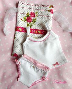 Ensemble sous-vêtements pour poupée Maru and Friends 52 cm   eBay