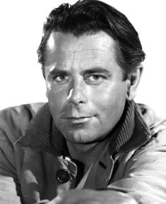 """Gwyllyn Samuel Newton """"Glenn"""" Ford (May 1916 – August was a Canadian-born American actor from Hollywood's Golden Era with a career that lasted over 50 years. Despite his versatility, Ford was best known for playing ordinary men in unusual circumstances. Viejo Hollywood, Hollywood Actor, Golden Age Of Hollywood, Vintage Hollywood, Hollywood Stars, Classic Hollywood, Beverly Hills, Glen Ford, American Actors"""