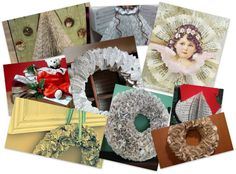 14 Book Craft Ideas for Christmas from @AllFreeChristmasCrafts