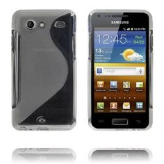 S-Line Transparent (Klar) Silikonskal Samsung Galaxy S Advance
