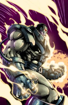 Apocalypse by John Pross, colors by Stéphan (nahp75*) on deviantART