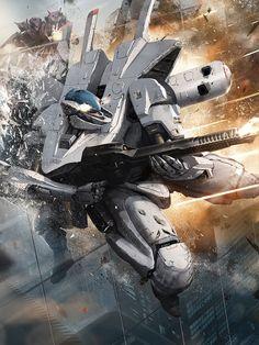 Galaxy Saga: White Gryphon Advanced by ukitakumuki.deviantart.com on @deviantART