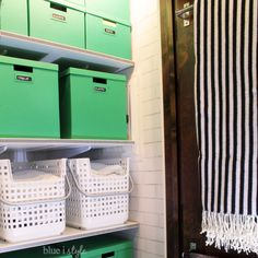A STYLISH LINEN CLOSET FOR REAL LIFE! These 7 tips will help you create a pretty and easy to maintain, organized linen closet on a budget!