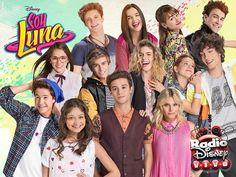 "33.3 k mentions J'aime, 281 commentaires - Ana Jara (@anajaramartinezok) sur Instagram : ""#ÚltimoMomento: ¡¡Llega #SoyLuna a #RadioDisneyVivo Argentina!! El 13 de mayo, en el Luna Park !!…"" Fotos Teen, Sou Luna Disney, Lionel Ferro, Best Friens, New Disney Channel Shows, Spanish Tv Shows, Netflix, Cute Cartoon Wallpapers, Son Luna"