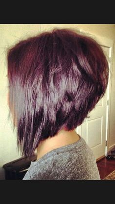 This except blunt cut to the shoulder and the choppy parts will likely be longer.