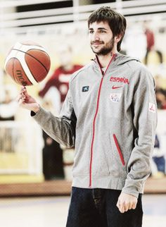 [ 6 / 50 ] favorite pictures of Ricky Rubio   It's his eyes… That's why I love him…I think?????
