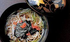 焼蟹の煮麺  紫野和久傳
