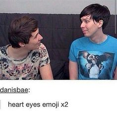 Apple could just replace the heart eyes emoji with Dans face and we'd get it