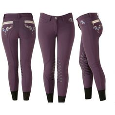 Love the Barn Life English Riding Fashion ❤ liked on Polyvore featuring breeches