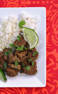 Malaysian Beef Rendang - on my list of recipes to try on a Sunday.