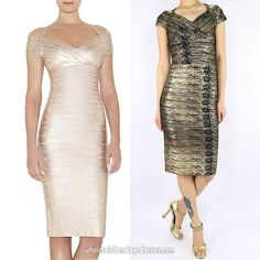 Cheap gold Herve leger off shoulder wholesale from China bandage dresses wholesale shop. gold, bronze color available. Made of Rayon. cheap price, fast shipping.