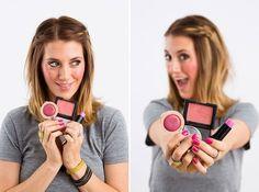 Conheça seu tipo de pele. | 21 truques de beleza para as viciadas em maquiagem em treinamento