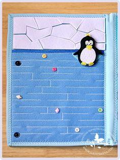 """Развивающая книга-планшет """"Приключения пингвиненка Лоло""""-02"""