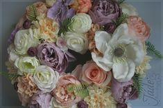 Jack Daly, Jade, Magnolia, Floral Wreath, December, Wreaths, Flowers, Plants, Love