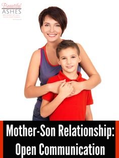 mom and son relationship book