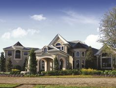 """""""The Castle"""" a 19,000 square foot estate located in Landmark Ranch Estates in SW Ranches, Florida"""