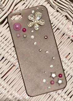 35f8f8b95c3 Artículos similares a bonita y elegante carcasa para tu iphone 5 - bling  iphone case 5. gift for girl en Etsy