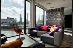 Mainport Hotel in Rotterdam, Zuid-Holland