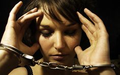 by Snare girl, via Flickr. Handcuffs