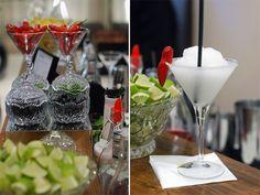 Chá Bar | Festa Mexicana Renata + Claudio | Vestida de Noiva | Blog de Casamento por Fernanda Floret