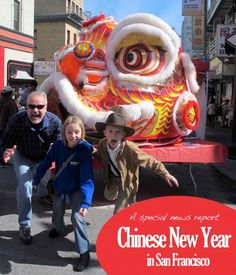 Homeschool Chinese: Chinese New Year in San Francisco | Better Chinese Blog - Tips on How to Teach Chinese