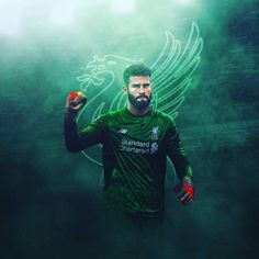 Ynwa Liverpool, Liverpool Football Club, Liverpool Players, Alison Becker, Brazil Wallpaper, Liverpool Wallpapers, Kanye West, Soccer Photography, Marc Andre