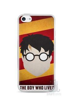 Capa Iphone 5C Harry Potter #2 - SmartCases - Acessórios para celulares e tablets :)