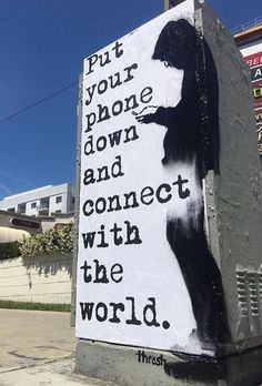 Banksy art - Los Angeles, WRDSMTH throwback to the collab with that… Street Art Banksy, Banksy Art, Bansky, Street Art Quotes, Banksy Quotes, Grafitti Street, Graffiti Quotes, Illustration Design Graphique, Art Photography
