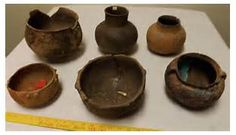 Auctions | American Indian Pottery - Stone Tools - Artifacts | Stark ...