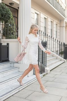 Lovely Lace. Style Diary by Freddy My Love www.freddymylove.co.uk