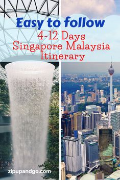 Planning to visit both Singapore and Malaysia in one go? We prepared a comprehensive Singapore Malaysia Itinerary packed with great places for you. Read more on our easy to follow Singapore Malaysia Itinerary! #singaporetravel #malaysiatravel #destinations #singaporemalaysiaitinerary #travelitinerary #asiatravel #travelguide #exploreasia #easytofollowguide Visit Singapore, Singapore Malaysia, Singapore Travel, Malaysia Itinerary, Malaysia Travel Guide, Budget Travel, Travel Tips, Travel Destinations, Singapore Attractions