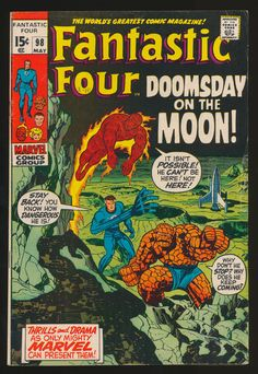 Fantastic Four #98(May. 1970)
