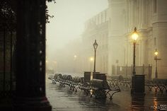 Foggy Day, New Orleans, Louisiana - The Best Travel Photos
