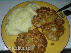 Strapaté kuracie rezne - Recept je vhodný ako obed, večera alebo aj nedeľný obed a u nás je to najobľúbenejšie jedlo z kuraciny a vždy...