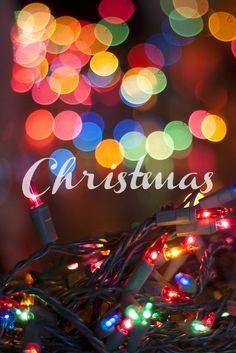 #christmas #christmaslights #christmastree #whitechristmas