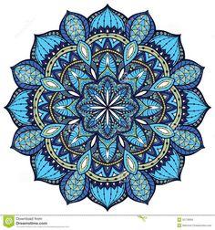 Elegant Mandala Royalty Free Stock Photography - Image: 11284577: