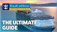 We give you all the information you will ever need to take a Royal Caribbean cruise. We take a look at the staterooms, cabins, entertainment, the different t. Packing List For Cruise, Cruise Travel, Cruise Vacation, Western Caribbean, Royal Caribbean Cruise, Best Cruise Deals, Navigator Of The Seas, Anthem Of The Seas, Cruise Outfits