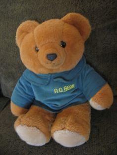 ag bear | 1985 Axlon AG BEAR   ***Best Christmas gift ever...thanks mama!!!..Still have mine too!#80's rock!***