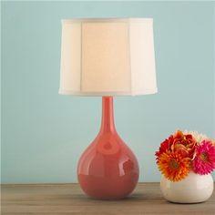 Shades of Light Tear Drop Ceramic Table Lamp $149
