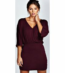 boohoo Sophia Wrap Front Batwing Bodycon Dress - berry Make your way stylishly through AW with an updated collection of going out dresses . Skaters and bodycons have been layered with lace, midis have been reworked with PU panelling and mesh inserts, maxi http://www.comparestoreprices.co.uk/dresses/boohoo-sophia-wrap-front-batwing-bodycon-dress--berry.asp