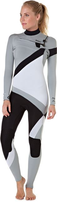 ROXY KASSIA MEADOR 3/2MM CYPHER CZ FULL SUIT > Gear > Wetsuits > Womens Wetsuits | Swell.com