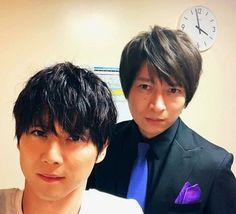 Ono D and Yuki Kaiji:)