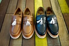 37cbbeee3059 Classic Windsor Barrett Tassel Loafer by Dr.Martens arrived at our stores.