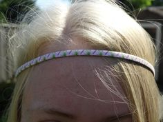 Flamingo/Palmboom hoofdbandje - Busy Beads